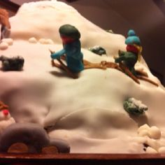 Mountain cake - for a friends birthday Mountain Cake, Homemade Cakes, 30th Birthday, Friends, 30 Year Anniversary, Amigos, Mountain Pies, Thirty Birthday, Boyfriends