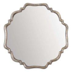 Uttermost Valentia Mirror - 33W x 33H in. - 12849