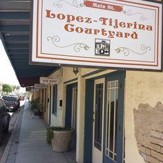 Lopez-Tijerina Courtyard