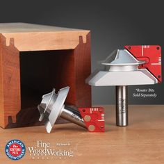 Set Up Perfect-Fitting Lock Miter Joints In Minutes!  Setting up a lock miter router bit in your router table can be frustrating. A perfect-fitting…