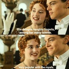 "Titanic Quotes Titanic""outwardly I Was Everything A Wellbrought Up Girl Should ."