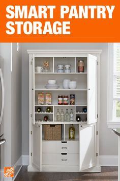 The Home Depot has everything you need for your home improvement projects. Click through to learn more about our storage and organization offerings.