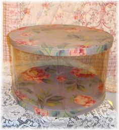 Vintage Hat Box....I Need one for every hat that I own. Where oh where can I get them???