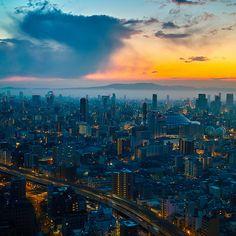 大阪近辺のビル #Osaka #building Osaka building #Japan Japan