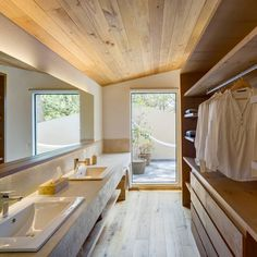Interior design ideas, home decorating photos and pictures, home design, and contemporary world architecture new for your inspiration. Contemporary Bathroom Designs, Contemporary Bedroom, Contemporary Homes, Contemporary Architecture, Laundry Room Design, Bathroom Design Small, New Homes, House Design, Interior Design