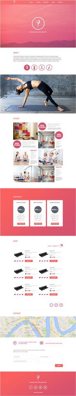 yoga circle web and app Web Design Examples, Best Web Design, Design Ideas, Wireframe, Layout Design, Web Layout, Ecommerce, Yoga Flyer, Photography Website Templates