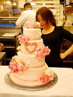 peony cake | Flickr - Photo Sharing!