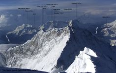 Mount Everest Panorama