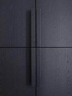 wooden wardrobe door details piet boon - Αναζήτηση Google