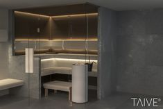 TAIVE sauna product line provides complete solutions for sauna interiors. It´s smooth, elegant design creates a harmonious atmosphere in your sauna as well as other interiors in your spa. In addition, thoughtfully designed Cariitti lighting solutions emphasize the surfaces and shapes of the materials. TAIVE interior is a timeless, long-lasting design solution that will create unforgettable sauna experiences for you and your guests. Steam Room, Lighting Solutions, Lights, Elegant, Spa, Smooth, Interiors, Shapes, Furniture