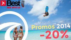 Promos Best Kiteboarding 2014 : ailes, planches, barres, pack   | Glissevolution – Ecole et cours de kitesurf, location et randonnées en Jet-ski, Flyboard, Ski nautique, wakeboard, Flyfish, Stand up Paddle, voilerie, surf-shop à La Baule / Pornichet – Loire Atlantique