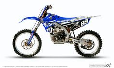 Novas motos Yamaha para o Campeonato do Mundo de MX FIM