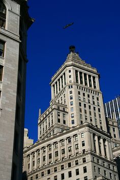 Skyscraper, Manhattan | Flickr - Photo Sharing!