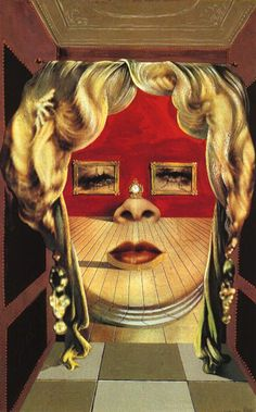 Face of Mae West, Salvador Dali, 1934 (Chicago Art Institute) ✏✏✏✏✏✏✏✏✏✏✏✏✏✏✏✏  ARTS ET PEINTURES - ARTS AND PAINTINGS  ☞ https://fr.pinterest.com/JeanfbJf/pin-peintres-painters-index/ ══════════════════════  Gᴀʙʏ﹣Fᴇ́ᴇʀɪᴇ BIJOUX  ☞ https://fr.pinterest.com/JeanfbJf/pin-index-bijoux-de-gaby-f%C3%A9erie-par-barbier-j-f/ ✏✏✏✏✏✏✏✏✏✏✏✏✏✏✏✏