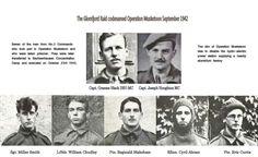 No 2 Commando, Operation Musketoon, September 1942.