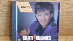 SANTI Y SUS DUENDES. NO INVENTES PAPITO, NO INVENTES. CD / KUBANKY-CANADA. 11 TEMAS / LUJO.