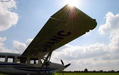 plane @kilkenny airport