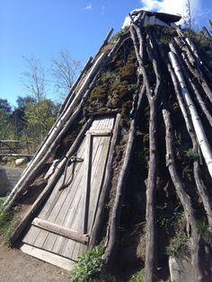 Sami camp-sweden