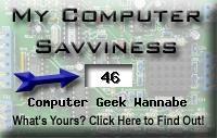 NerdTests.com Fun Tests - Computer Geek / Nerd Quiz