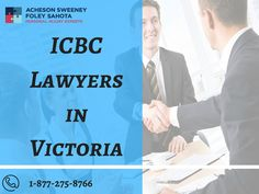Find the top rated ICBC Lawyers in Victoria, British Columbia. In Canada, the Acheson Sweeney Foley Sahota law firm has most recommended/suggested a team of ICBC lawyer