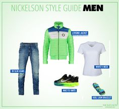 Nickelson Style Guide
