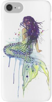 Shop for mermaid art from the world's greatest living artists. All mermaid artwork ships within 48 hours and includes a money-back guarantee. Choose your favorite mermaid designs and purchase them as wall art, home decor, phone cases, tote bags, and more! Mermaid Artwork, Mermaid Drawings, Mermaid Tattoos, Mermaid Paintings, Mermaid Canvas, Watercolor Mermaid, Mermaid Fairy, Mermaid Pics, Anime Mermaid