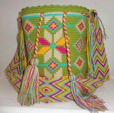 tiras para bolsos wayuu - Buscar con Google