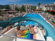 Marmaris Julian Club Hotel Turkey, Europe Set in a prime location of Marmaris, Julian Club Hotel puts everything the city has to offer just outside your doorstep. The hotel has everything you need for a comfortable stay. To be found at the hotel are free Wi-Fi in all rooms, 24-hour front desk, facilities for disabled guests, express check-in/check-out, luggage storage. All rooms are designed and decorated to make guests feel right at home, and some rooms come with closet, comp...