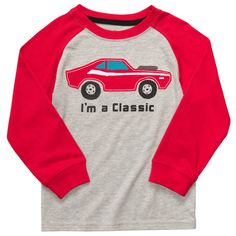 Long-Sleeve Graphic Tee   Baby Boy New Arrivals