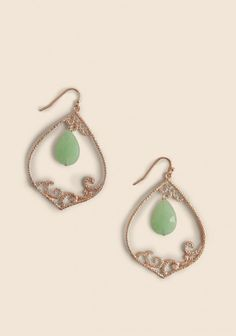 Jasmine Earrings | Modern Vintage Sale
