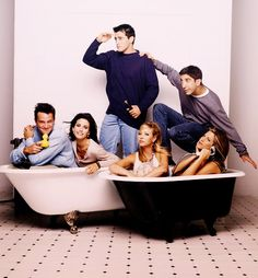 Bathroom Friends Tv Show Tv: Friends, Friends 1994, The Cast Of Friends, Serie Friends, Friends Moments, I Love My Friends, Friends Forever, Friends Episodes, Friends Tv Show Cast