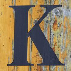 All sizes | letter K | Flickr - Photo Sharing!