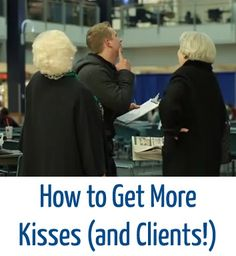 How to Get More Kisses (and Clients!) via The Modern Tog