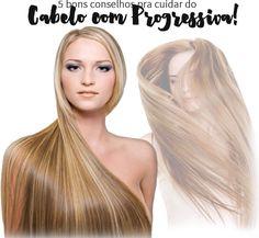 Como cuidar dos cabelos com progressiva: dei as 5 melhores dicas para cabelos com escova progressiva, os cuidados que são essenciais e que você precisa ter!