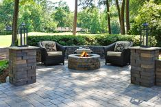 You'll be amazed at the differencea paver patio makes to the appearance of…