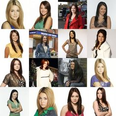 Stacey Slater played by Lacey Turner: