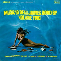 Music To Read James Bond By V. 2 by Jim Ed Blanchard, via Flickr