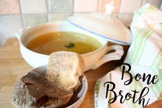Knochenbrühe selbermachen... Gesund von gefährlich zu unterscheiden ist bei Suppen offenbar einfacher für die Amerikaner wie mir scheint. Eigentlich wollte ich heute ein spezielles Anti-Trump-Leckerli entwerfen, aber dann dachte ich mir