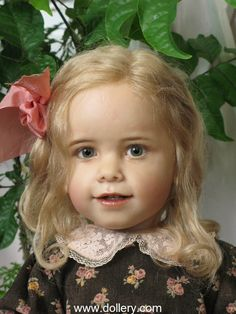 Sissel Bjorstad Skille Collectible Dolls you can scarcley believe it's not real