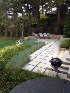 Yard: Modern, Cement, Grasses