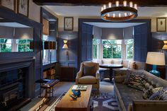The UK's Dormy House Hotel Is Transformed into a Luxurious Country Retreat