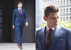 Reiss Autumn/Winter 2012 Menswear The Great Tailoring Movement: The Colour, The Fabric, The Cut, The Style & The Development Of Tailoring Shaped By Heritage & Modernity