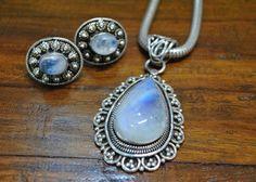 Pedra e Prata - Produtos - Pedras Importadas - Pedra da Lua - Pedra da Lua 05