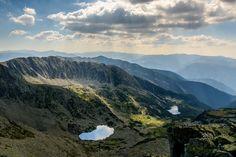 Retezat National Park, near Bucura II peak, Romania - Photography by Arpad Laszlo