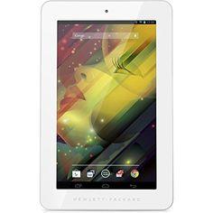 Cool Geek HP 7 Plus 7-Inch 8GB Tablet (White)