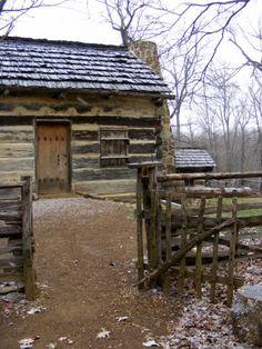 Abe Lincoln's Boyhood Home, Indiana