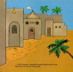 josé carpintero maría vivían en nazareth nacimiento de jesús