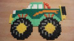 sandylandya@outlook.es  Bigfoot car perler beads by Sebastian P. - Perler®   Gallery
