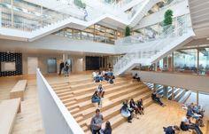 Polak Building | Erasmus University Rotterdam