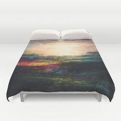 When she wakes up Duvet Cover by HappyMelvin | Society6